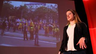 Download Studying abroad and the global perspective | Emma Baumgartner | TEDxNewarkAcademy Video