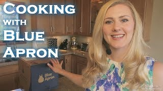 Download ASMR 🍲 Cooking Session w/BlueApron 🍲 Soft Spoken / Oddly Satisfying / Video