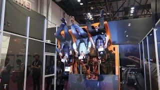 Download New Theme Park & Roller Coaster Tech | IAAPA Attractions Expo 2016!!! Video