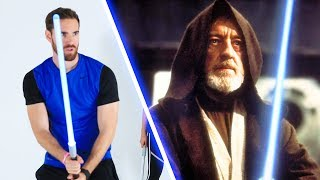 Download We Trained To Become Star Wars Jedi Video