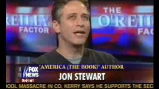 Download Jon Stewart on The O'Reilly Factor Video