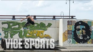 Download Exploring Cuba's Skate Culture with Ishod Wair, Andrew Reynolds and Lucien Clarke (Part 1) Video