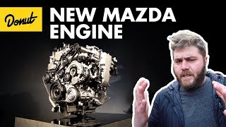 Download Mazda's Secret New Engine Technology - SkyactivX | The New Car Show Video