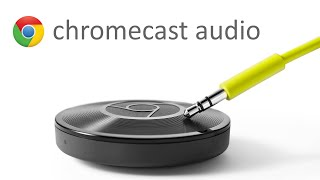 Download CHROMECAST AUDIO Review Video