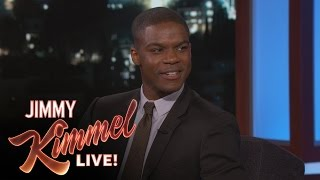 Download Jovan Adepo on Working with Denzel Washington Video