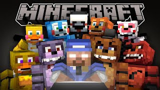 Download If Herobrine Played Five Nights At Freddy's 2 - Minecraft Animation Video