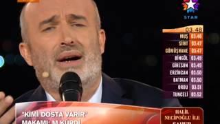 Download Halil Necipoğlu - Kimi Dosta Varır (Muhayyer Kürdi İlahi) Video