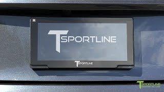 Download World's First Tesla Digital License Plate Video