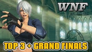 Download The King of Fighters XIV | Tournament | TOP 3 + Grand Finals (ChrisKOF, j2jin, Guero) Video