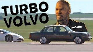 Download TURBO Volvo SPANKS Lambo, Vette, and MORE! Video