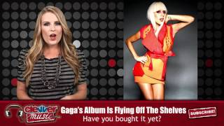 Download Lady Gaga 'Born This Way' to Sell Million Copies in First Week? Video