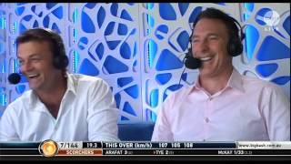 Download BBL Clint Mckay Bowls Maiden Last Over Against Perth Scorchers Video
