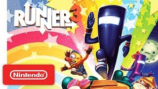 Download Runner3 Pre-Launch Trailer - Available Now! - Nintendo Switch Video