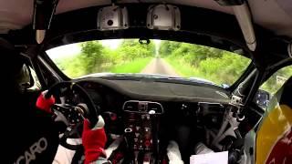Download Onboard Porsche GT3 Zeltner/Zeltner Hessen Rallye 2014 Video