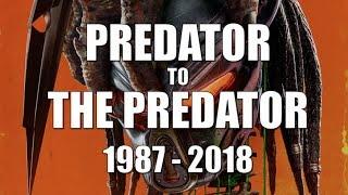 Download PREDATOR to THE PREDATOR | 1987 - 2018 Video