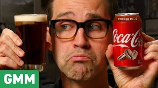 Download Coca-Cola Coffee Plus Taste Test Video