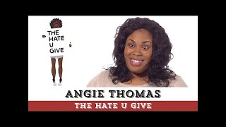 Download Tupac Inspired Angie Thomas's New Book   The Hate U Give Video
