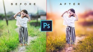Download Photoshop Tutorial | CC 2017 | Camera Raw Filter | How to edit photo with Photoshop Video
