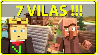 Download Minecraft PE 0.14.0 : SEED ÓTIMA COM 7 VILAS DO SEU LADO !!! (Semente) Video