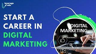 Download Career in Digital Marketing | Become a Digital Wizard | Leverage Edu Video