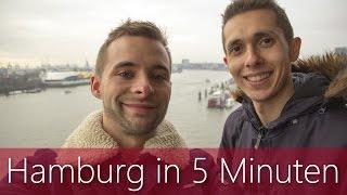 Download Hamburg in 5 Minuten | Reiseführer | Die besten Sehenswürdigkeiten Video