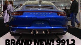 Download 2017 Porsche 911 Targa 4S-Details. Video