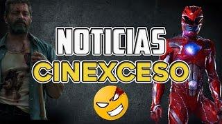 Download Noticias Cinexceso - Nuevo Tráiler de Power Rangers y Logan, Película de Black Adam y más Video