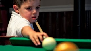 Download 5-Yr-Old Pool Prodigy Video