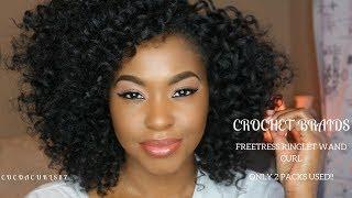 Download Crochet Braids || Freetress Ringlet Wand || AwEsOmE cUrLs || Divatress Video