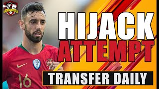 Download Liverpool make final attempt to HIJACK Manchester United's move for Bruno Fernandes! Transfer Daily Video