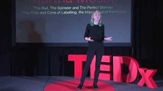 Download The slut, the spinster and the perfect woman: Martha Mosse at TEDxCoventGardenWomen Video