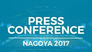 Download ISU JGP Final - Men Press Conference - Nagoya 2017 Video
