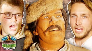 Download HAUNTED WAX MUSEUM TOUR! (Smosh Summer Games) Video