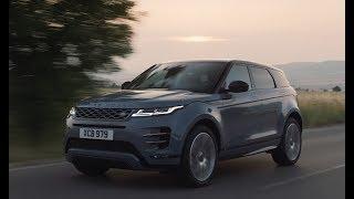 Download New Range Rover Evoque – The Original Luxury Compact SUV Evolved Video