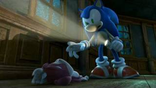 Download Sonic: Night of the Werehog Short Movie Official E3 All Access Media Video