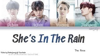 Download THE ROSE (더 로즈) – SHE'S IN THE RAIN (Color Coded Lyrics Eng/Rom/Han/가사) Video