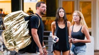 Download Giant Backpack Prank! Video