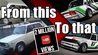 Download LADA 2105 racing project Video