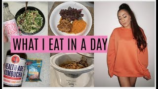 Download WHAT I REALLY EAT IN A DAY | DAIRY FREE Video