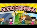Download Good Morning - สื่อการเรียนการสอน ภาษาอังกฤษ ป.3 Video