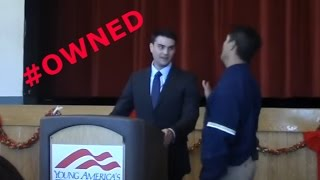 Download High School Teacher Confronts Ben Shapiro, Instantly Regrets It Video