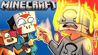 Download HOW TO TROLL OHMWRECKER IN MINECRAFT! (Delirious' Perspective) Ep. 2! Video