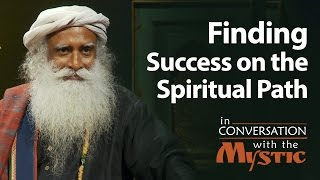 Download A Simple Process to Find Success on the Spiritual Path | Suhel Seth with Sadhguru Video