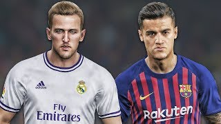 Download ASÍ PODRÍA SER EL CLÁSICO R.MADRID-BARÇA DE LA TEMPORADA 2018/2019 Video