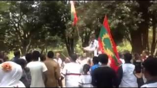 Sirba Haaraa Caalaa Bultumee ″ATI GOOTA!″ #OromoProtests Feyisa