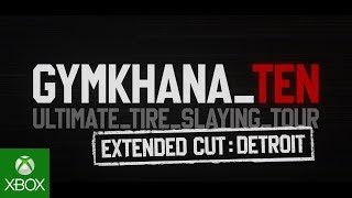 Download Ken Block's GYMKHANA TEN: Extended Cut; DETROIT   Forza Video