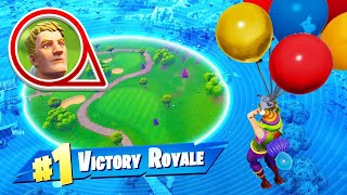 Download WINNING With *ONLY* BALLOONS In Fortnite Video