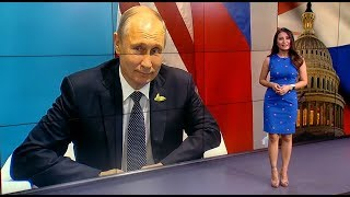 Download Putin responds to US-imposed sanctions Video