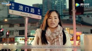 Download Young Chinese People Talk About the Difficulties of Life in Shanghai Video