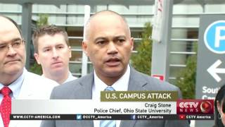 Download Attack on Ohio State University leaves multiple injured, suspect dead Video